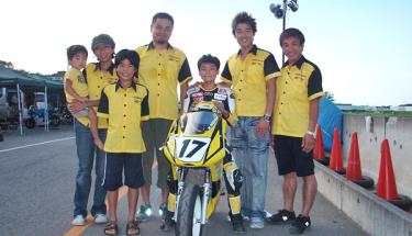 Webike Team Norick-由已故傳奇車手阿部典史支持所創立,致力於培育年輕亞洲車手