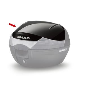 【SHAD】SH33 後行李箱用上蓋 - 「Webike-摩托百貨」