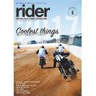 rider  vol.9 [雜誌] (Autubike 2017年1月號臨時増刊)