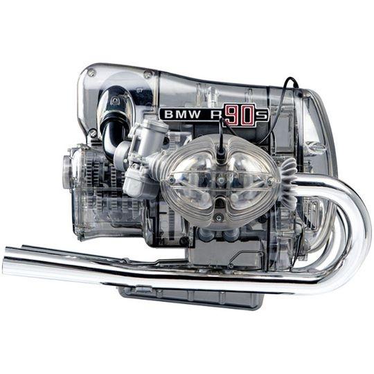 【BMW】R90S 水平對臥引擎模型 - 「Webike-摩托百貨」