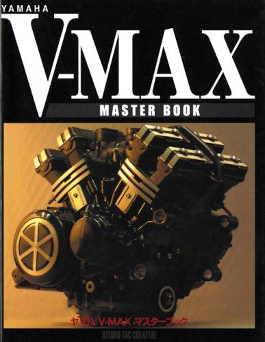 【STUDIO TAC CREATIVE】Yamaha V-MAXMaster Book
