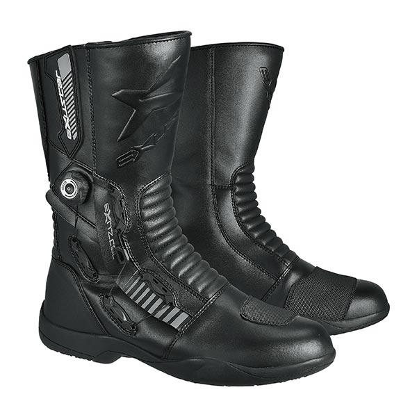 防潑水長筒車靴 E-SBT1121W