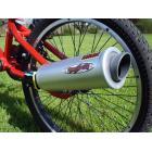 腳踏車渦輪排氣管