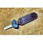 RnineT 手造牛革鑰匙牌