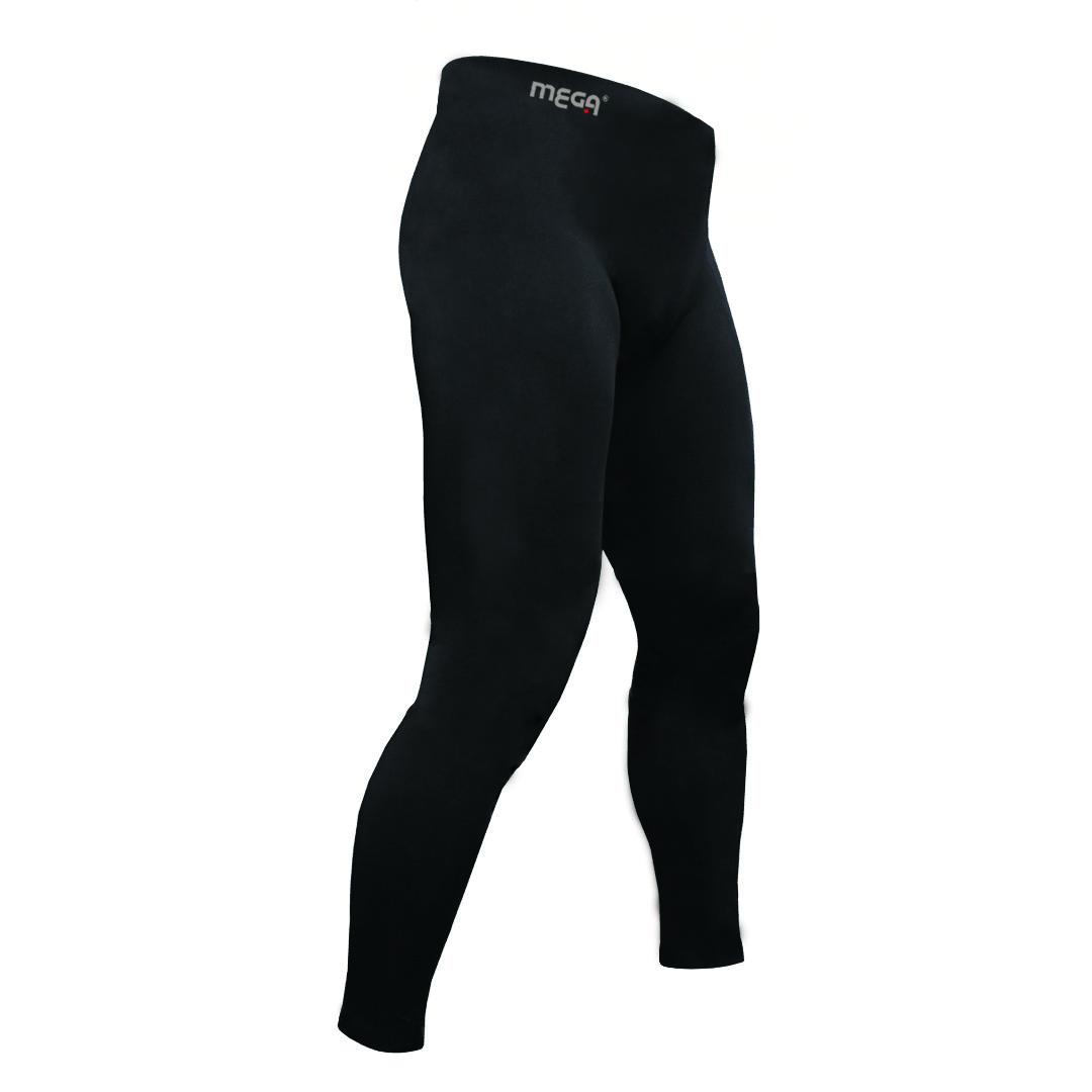 【MEGA COOUV】女用冰感滑褲 (黑) - 「Webike-摩托百貨」