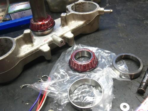 三角台滾錐軸承組| Webike摩托百貨