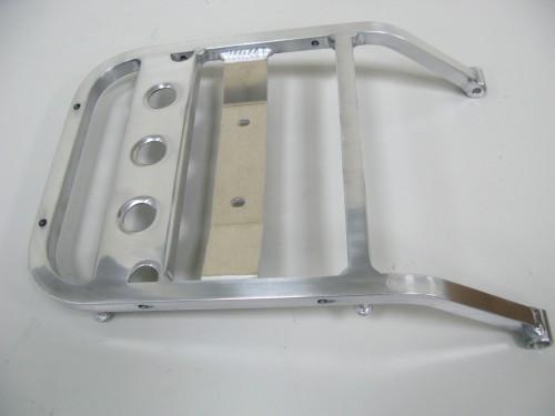 RALLY50591鋁合金後貨架| Webike摩托百貨