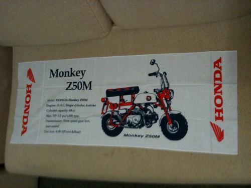 Z50M 日本手拭巾| Webike摩托百貨