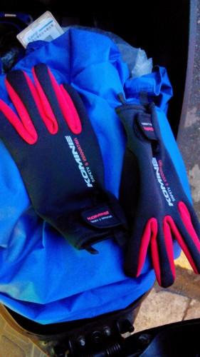 GK-753 合成橡膠手套| Webike摩托百貨