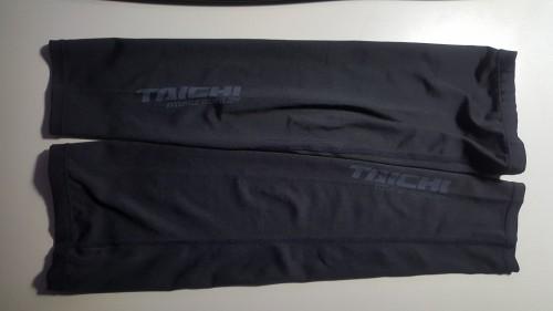 RS TAICHI Cool Ride袖套 BLACK GRAY L