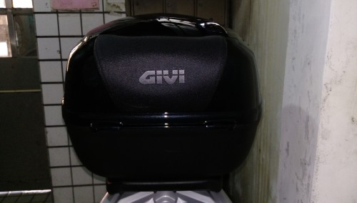 GIVI E88M 通用型後靠背