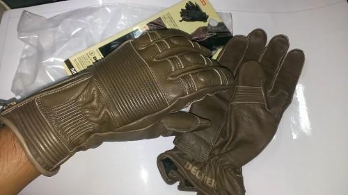 DEGNER 復古型皮革手套