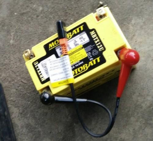 MOTOBATT AGM 閥控式強效電池-MBTX12U