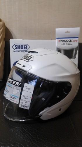 SHOEI J-FORCE 4 安全帽