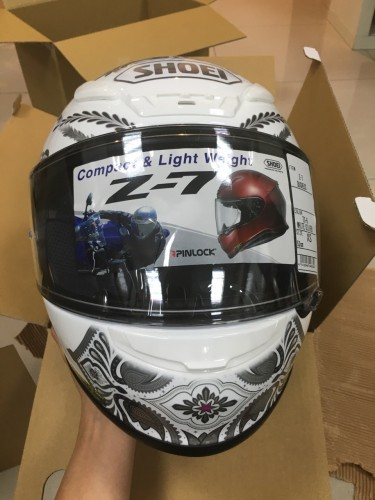 SHOEI Z-7 DUCHESS 全罩安全帽