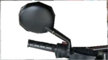 PMC Z2 後視鏡 黑色