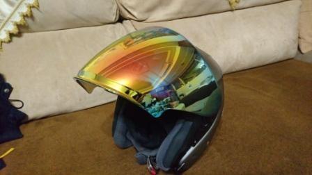 SHOEI CJ-2 PINLOCK(R) 安全帽鏡面風鏡