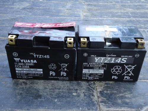 YUASA TTZ14S 電瓶