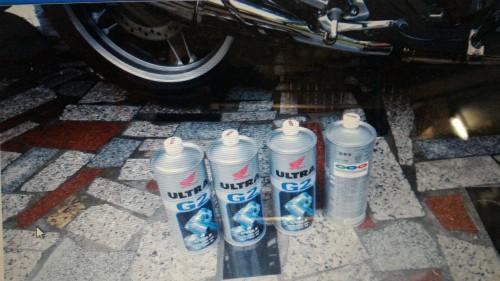 HONDA ULTRA G2 10W40 機油