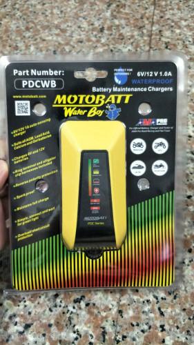 智慧型防水電池充電器WATER BOY| Webike摩托百貨