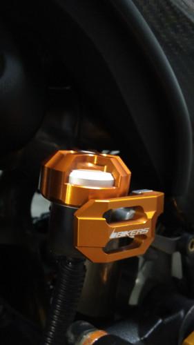 Rear Brake Fluid Tank Cap 後煞車主缸蓋| Webike摩托百貨