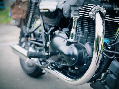 W1型式全組排氣管  Webike摩托百貨
