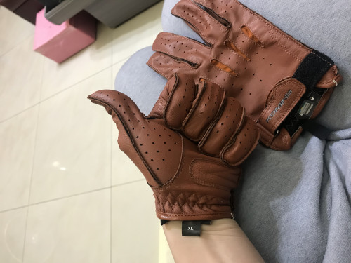 GK-161 復古短皮革手套| Webike摩托百貨
