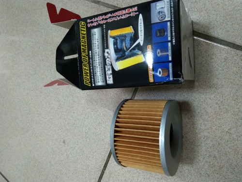 磁鐵型機油濾芯| Webike摩托百貨