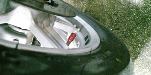 鋁合金氣嘴蓋 2個入 - 「Webike-摩托百貨」