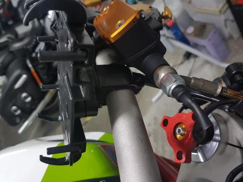 把手安裝(鑽石型) RAP-274U| Webike摩托百貨