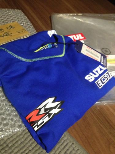 【2018 Team Suzuki ECSTAR】T恤| Webike摩托百貨