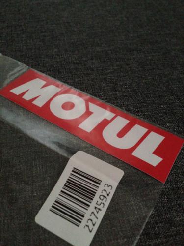 MOTUL 貼紙| Webike摩托百貨
