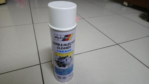 WILEY TECH 化油器清洗劑  Webike摩托百貨