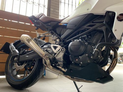 POWERBOX 排氣管頭段| Webike摩托百貨