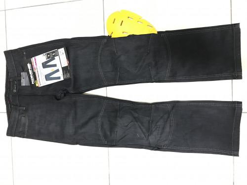 WJ-932R 防風保暖牛仔褲  Webike摩托百貨