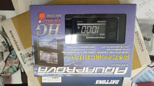 AQUAPROVA 【防水車輛檢測計】 HG 溫度錶  Webike摩托百貨