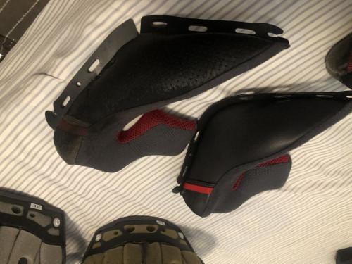 Z-7 安全帽內襯套件| Webike摩托百貨