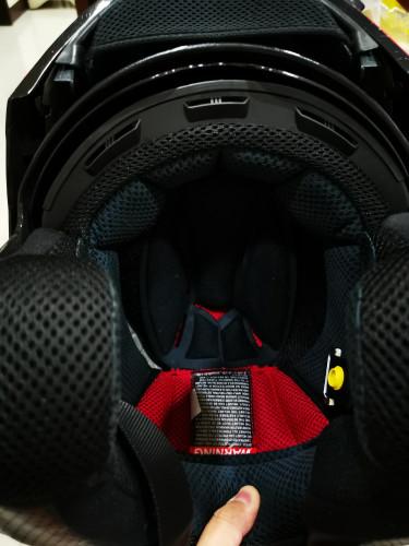 SM-2安全帽內襯(頭頂)  Webike摩托百貨