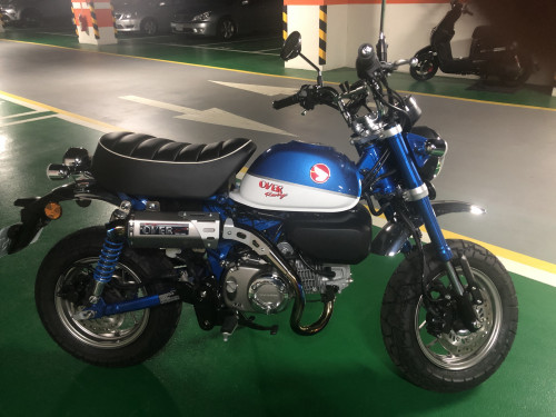 TT-Formula Up 鈦合金全段排氣管  Webike摩托百貨