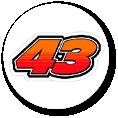 2018 MotoGP 【43】 Jack Miller