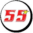2018 MotoGP 【55】 Hafizh Syahrin