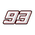2019 MotoGP 【93】 Marc Marquez