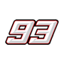 2020 MotoGP 【93】Marc Marquez