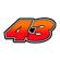2020 MotoGP 【43】 Jack Miller