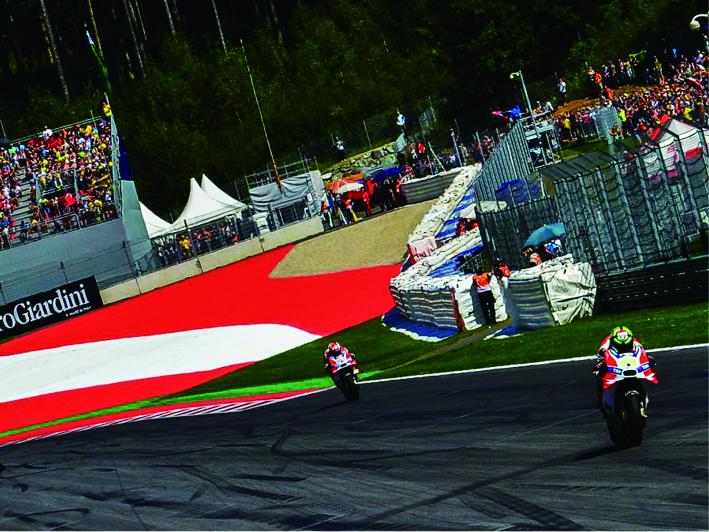 【2017 MotoGP 奧地利GP】台灣正賽時間2017-08-13 20:00:00- 「Webike-摩托百貨」